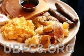 Order by June 16th for Father's Day Breakfast.