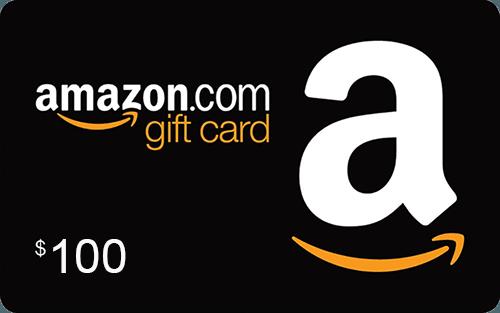 Amazon Gift Card Raffle