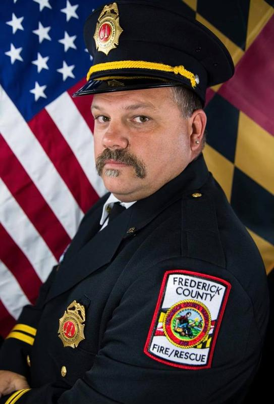 Captain Josh Laird; Last Alarm 8/11/21