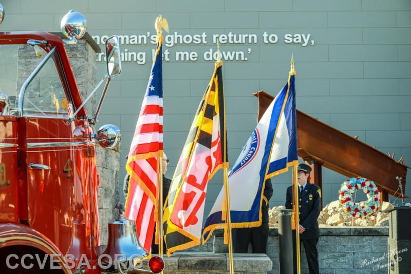 9/11 Ceremony - 20th Anniversary